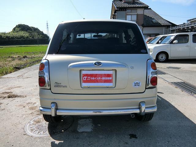 特別仕様車ミニライトスペシャル CDチューナー キーレスキー(4枚目)