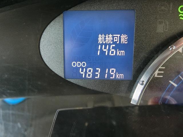 走行距離は48319KM
