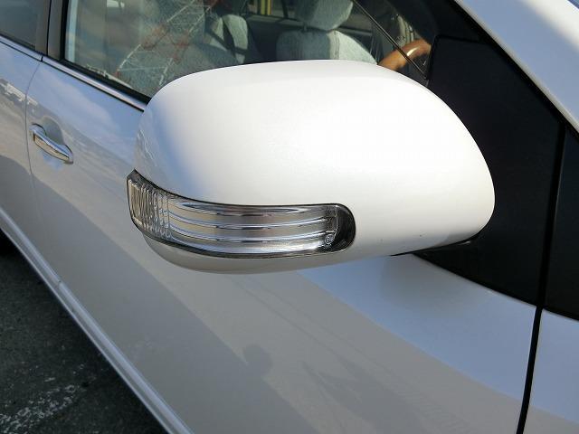 LEDターンランプ付きドアミラー