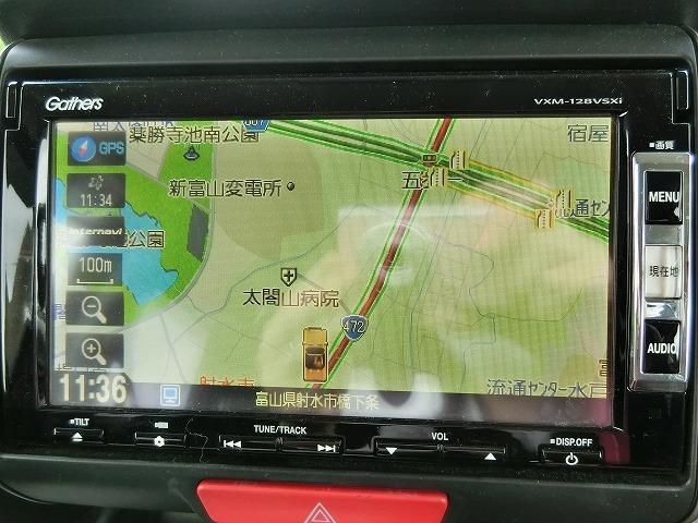 地デジナビTV(DVD再生、Bluetooth対応)(¥195,000)付き