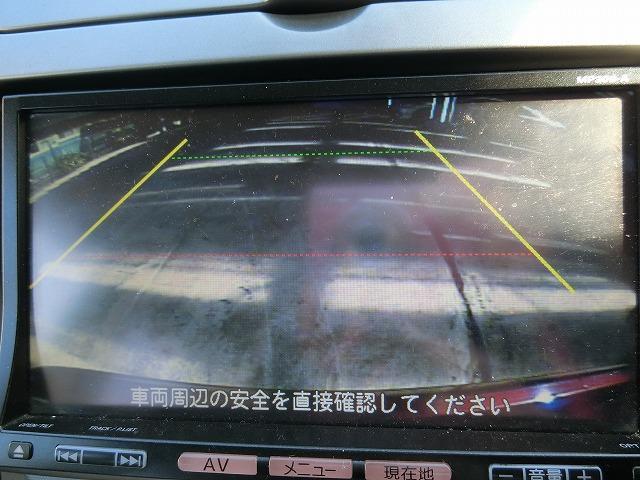 15G 地デジナビTV バックカメラ オートエアコン インテリジェントキー フロントコーナーセンサー リアコーナーセンサー コーナーポール(11枚目)