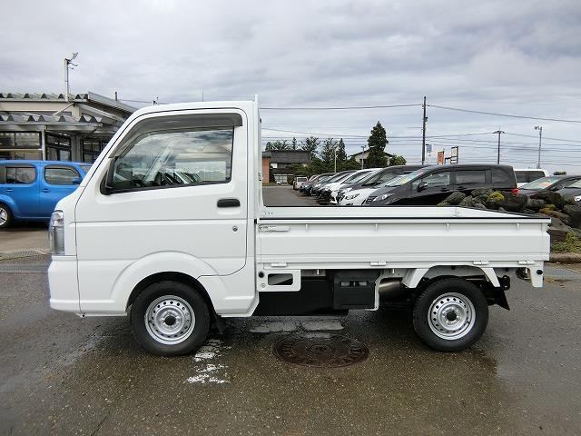 KCエアコン・パワステ 切替式4WD CDチューナー 三方開 走行1795KM(3枚目)