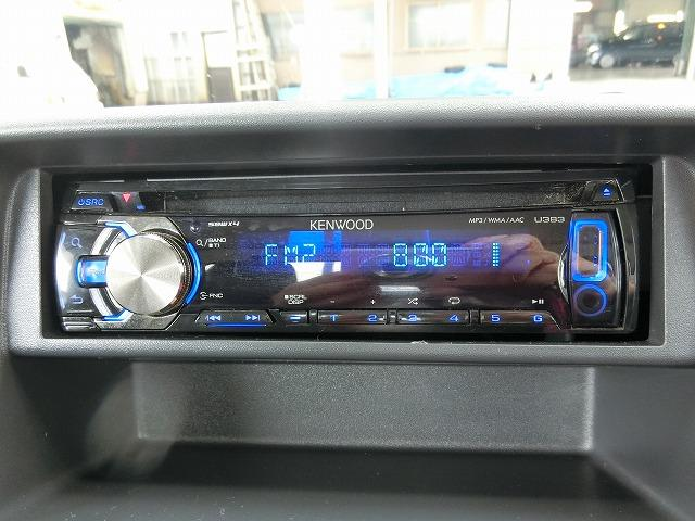 KCエアコン・パワステ 切替式4WD CDチューナー 三方開 走行1795KM(8枚目)