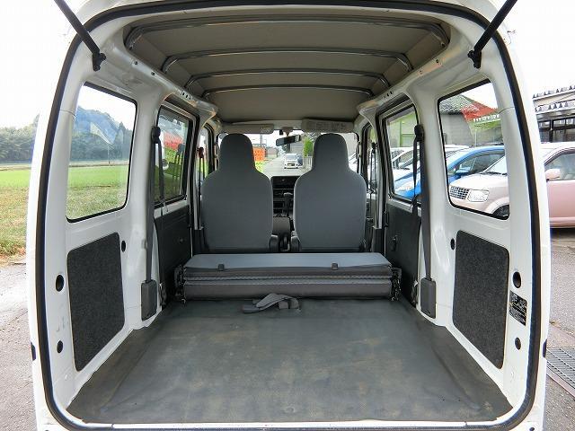 スペシャル ハイルーフ 切替式4WD オートマ 両側スライドドア CDチューナー(19枚目)