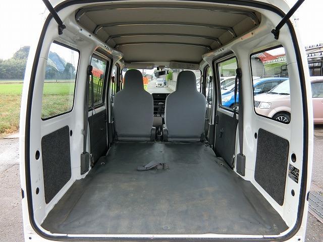 スペシャル ハイルーフ 切替式4WD オートマ 両側スライドドア CDチューナー(20枚目)