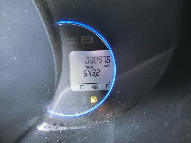 走行距離は30,976KM