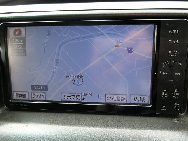 地デジフルセグナビTV(DVD再生、CD録音、Bluetooth対応)(¥181,650)付き