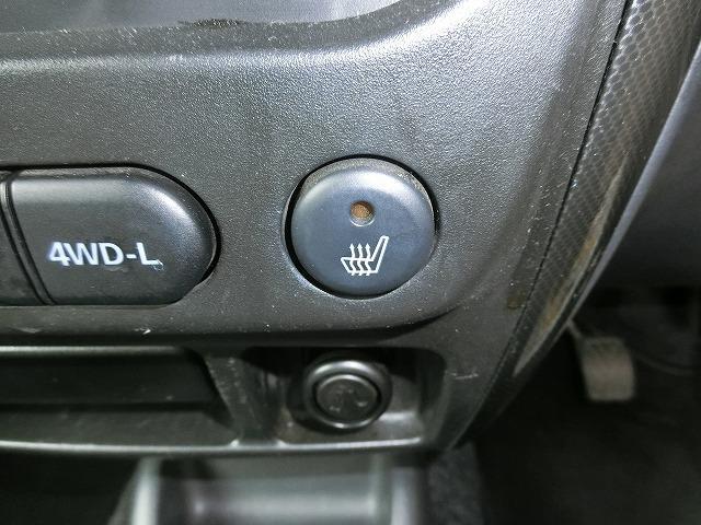 左右シートヒーター付き