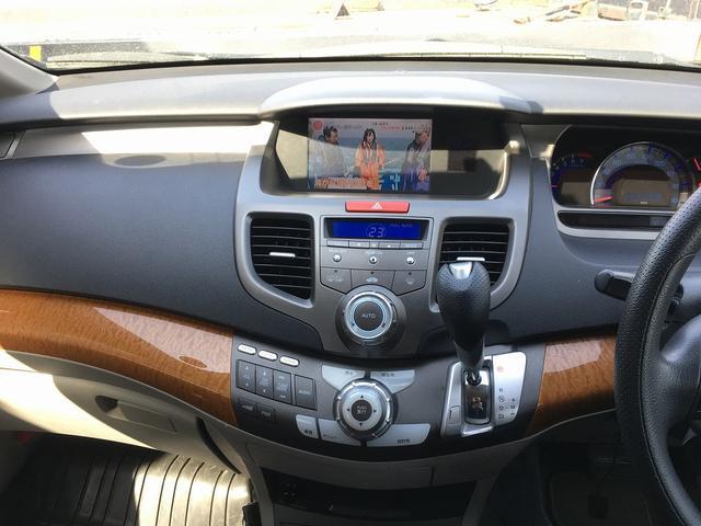 ホンダ オデッセイ Mエアロパッケージ 4WD ナビTV バックカメラ ETC
