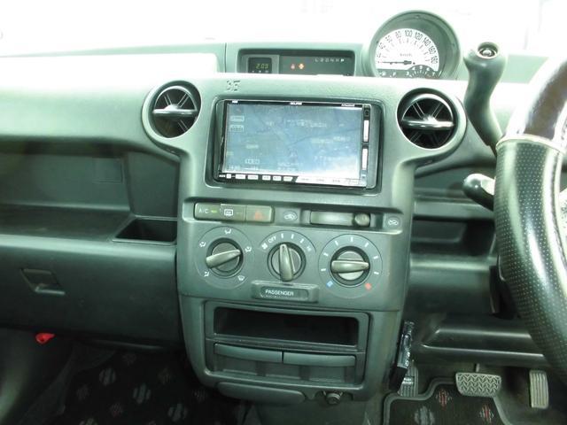 トヨタ bB Z Xバージョン HDDナビテレビDVD ETC