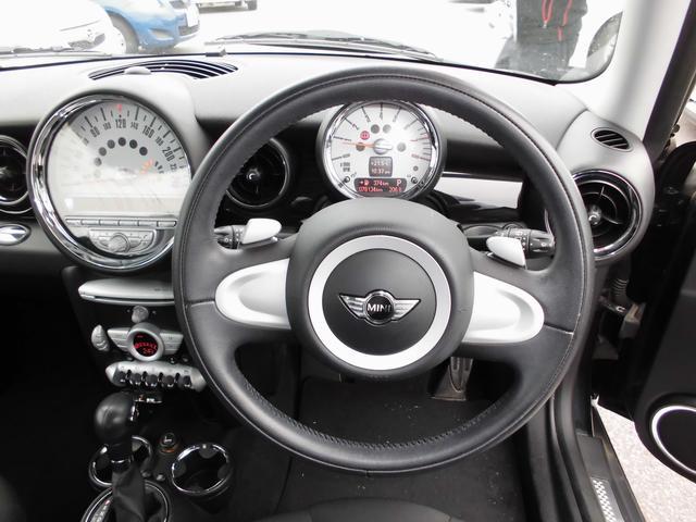 MINI MINI クーパーS キセノンライト ETC ワンオーナーカー