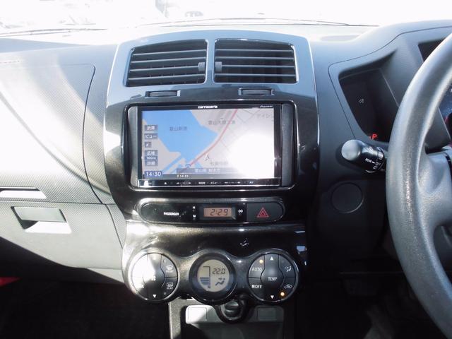 トヨタ イスト 150X フルセグナビTV ETC アルミホイール