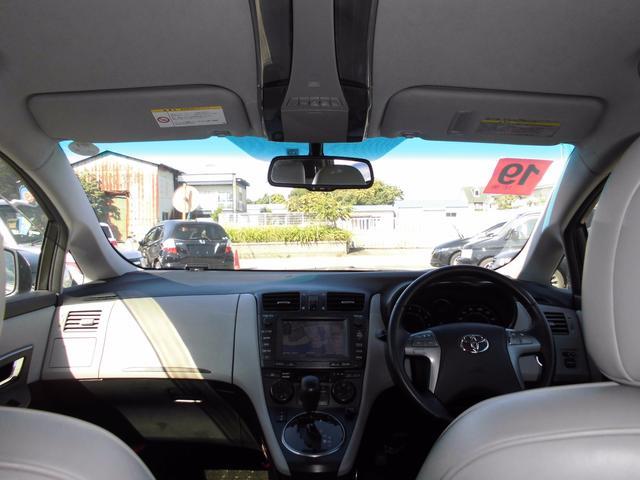 トヨタ マークXジオ 240G ナビ バックカメラ ETC プッシュスタート