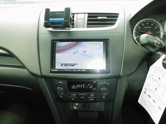 スズキ スイフト RS ワンオーナー ディスチャージランプ フルセグナビTV