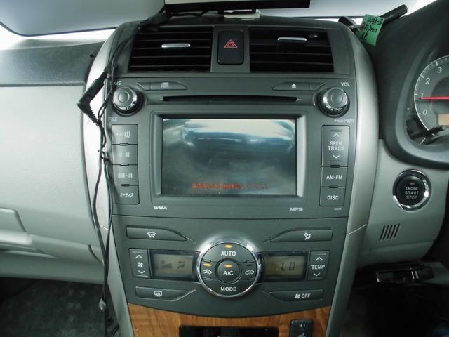 ラグゼール 4WD ワンオーナー ポータブルナビ Bカメラ(7枚目)