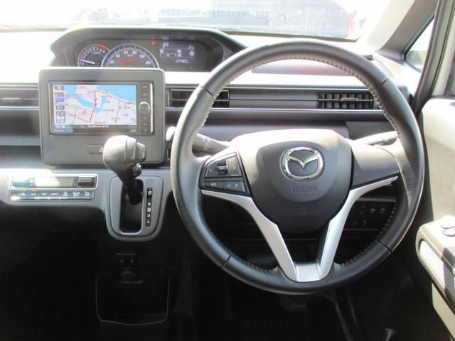 ハイブリッドXS ワンオーナー 4WD ナビTV バックカメラ レーダーブレーキ ヘッドアップディスプレイ 革巻きステアリング(12枚目)