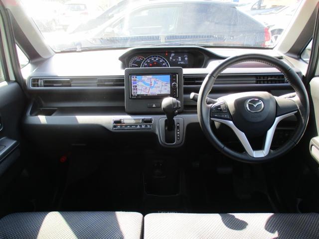 ハイブリッドXS ワンオーナー 4WD ナビTV バックカメラ レーダーブレーキ ヘッドアップディスプレイ 革巻きステアリング(14枚目)