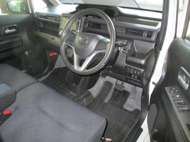 ハイブリッドXS ワンオーナー 4WD ナビTV バックカメラ レーダーブレーキ ヘッドアップディスプレイ 革巻きステアリング(45枚目)