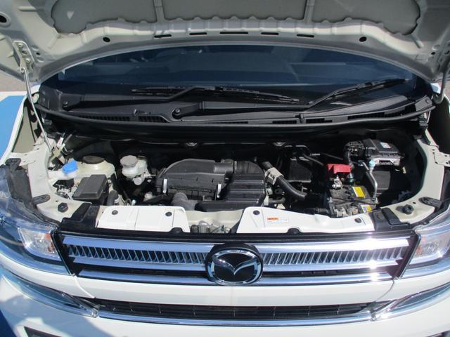 ハイブリッドXS ワンオーナー 4WD ナビTV バックカメラ レーダーブレーキ ヘッドアップディスプレイ 革巻きステアリング(46枚目)
