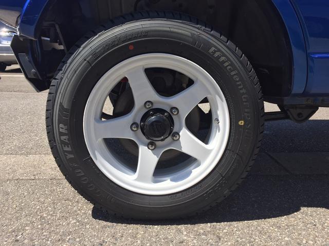 スズキ ジムニー XG バン 2人乗 5速MT リフトアップ 新品タイヤアルミ