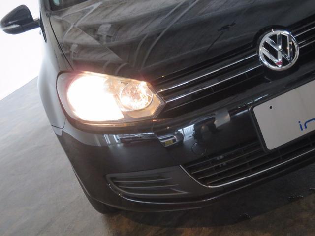 フォルクスワーゲン VW ゴルフ TSIトレンドライン イクリプスHDDナビ ETC