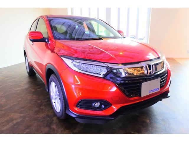 「ホンダ」「ヴェゼル」「SUV・クロカン」「富山県」の中古車8