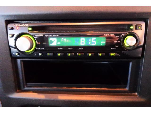 ワイルドウインド 社外CDデッキ 純正16インチAW 4WD(15枚目)