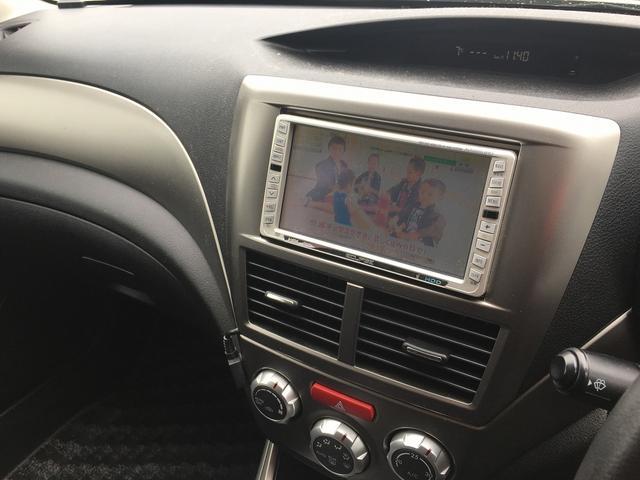 スバル インプレッサ 1.5i-L レイズ16AW スマートキー HDDナビTV
