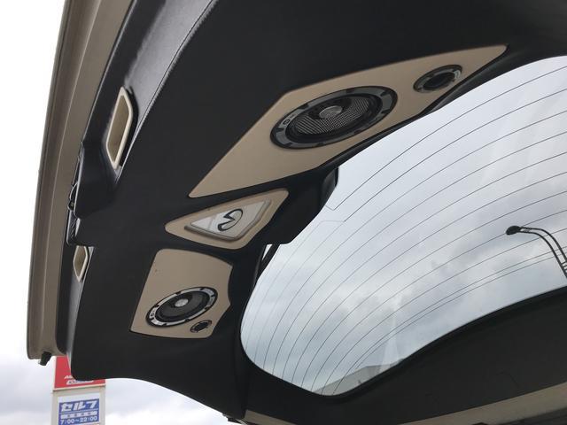 インフィニティ インフィニティ FX45 ベースグレード ナビ TV 4WD サンルーフ バックカメラ