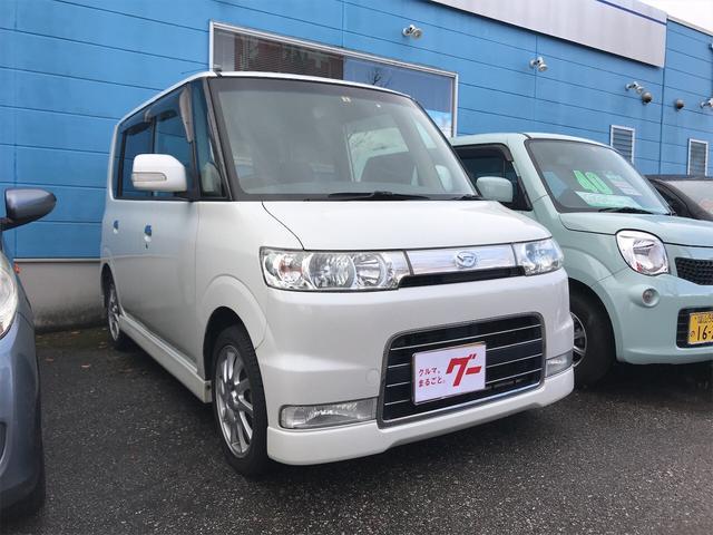 「ダイハツ」「タント」「コンパクトカー」「富山県」の中古車3