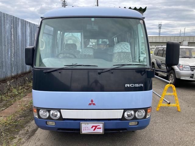 バス ETC バックカメラ エアコン パワーステアリング 運転席エアバッグ(2枚目)
