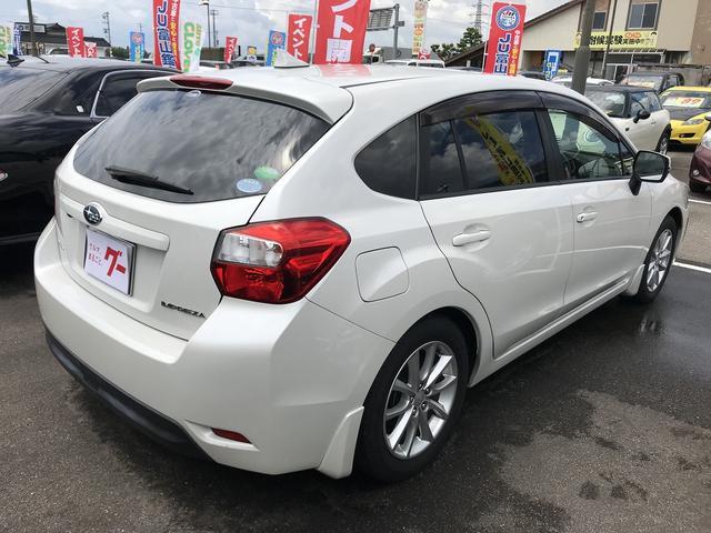 「スバル」「インプレッサスポーツ」「コンパクトカー」「富山県」の中古車6