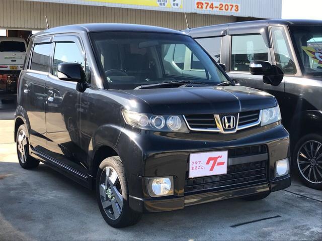 「ホンダ」「ゼストスパーク」「コンパクトカー」「富山県」の中古車3