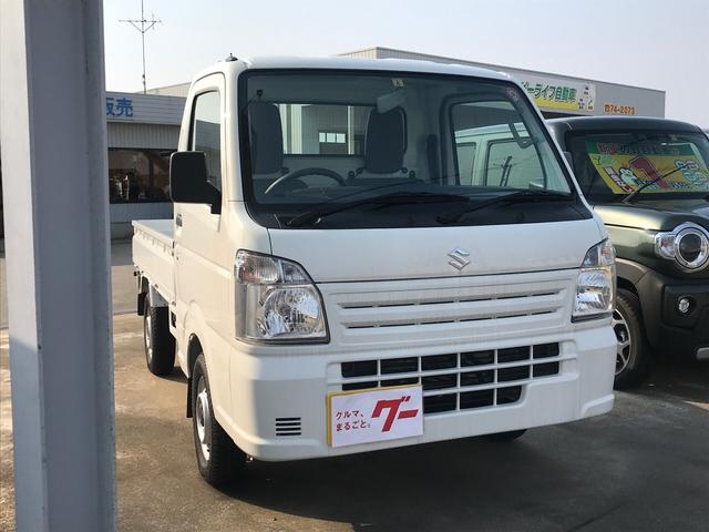 4WD AC AT 軽トラック 2名乗り ホワイト(2枚目)