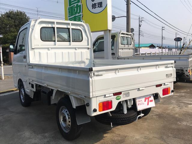 4WD AC AT 軽トラック 2名乗り ホワイト(5枚目)