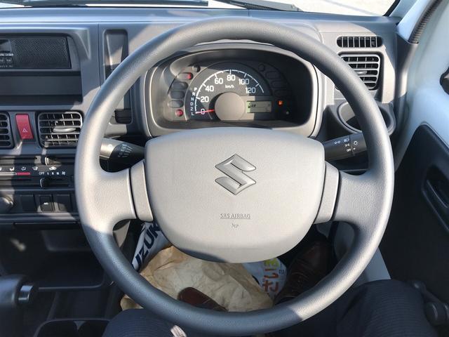 4WD AC AT 軽トラック 2名乗り ホワイト(8枚目)