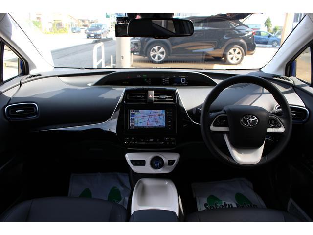 トヨタ プリウス Aツーリングセレクション セーフティーセンス SDナビTV