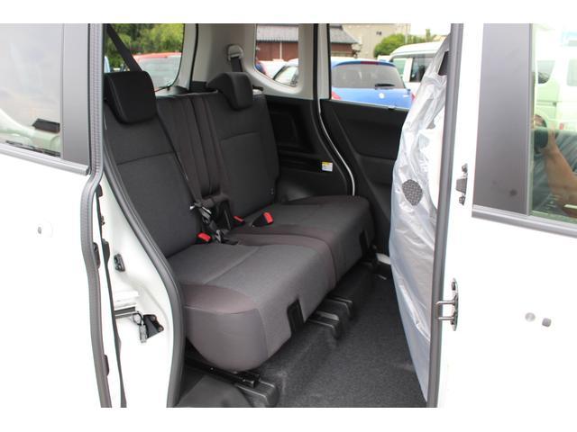 ハイブリッドMZ 登録済未使用車 4WD ブレーキサポートレーンアシスト 盗難防止システム 両側電動スライドドア キーフリーシステム アイドリングSTOP クリアランスソナー オートライト パドルシフト シートヒーター(9枚目)