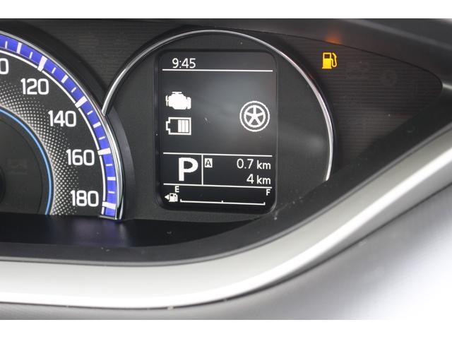 ハイブリッドMZ 登録済未使用車 4WD ブレーキサポートレーンアシスト 盗難防止システム 両側電動スライドドア キーフリーシステム アイドリングSTOP クリアランスソナー オートライト パドルシフト シートヒーター(18枚目)