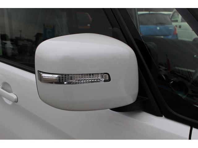 ハイブリッドMZ 登録済未使用車 4WD ブレーキサポートレーンアシスト 盗難防止システム 両側電動スライドドア キーフリーシステム アイドリングSTOP クリアランスソナー オートライト パドルシフト シートヒーター(30枚目)