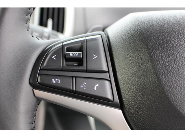 ハイブリッドMZ 登録済未使用車 4WD ブレーキサポートレーンアシスト 盗難防止システム 両側電動スライドドア キーフリーシステム アイドリングSTOP クリアランスソナー オートライト パドルシフト シートヒーター(33枚目)