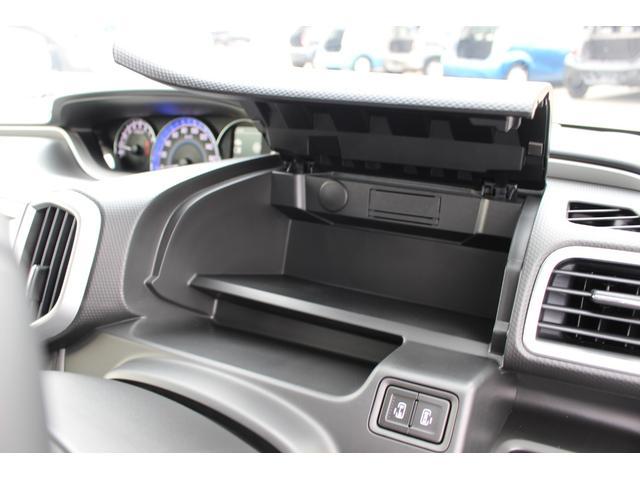 ハイブリッドMZ 登録済未使用車 4WD ブレーキサポートレーンアシスト 盗難防止システム 両側電動スライドドア キーフリーシステム アイドリングSTOP クリアランスソナー オートライト パドルシフト シートヒーター(38枚目)
