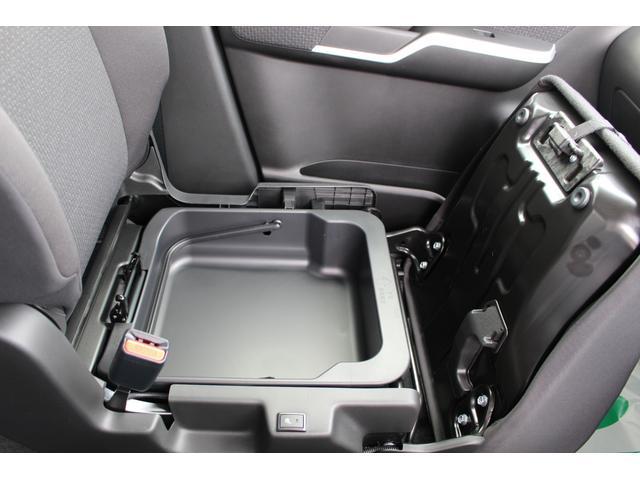 ハイブリッドMZ 登録済未使用車 4WD ブレーキサポートレーンアシスト 盗難防止システム 両側電動スライドドア キーフリーシステム アイドリングSTOP クリアランスソナー オートライト パドルシフト シートヒーター(44枚目)