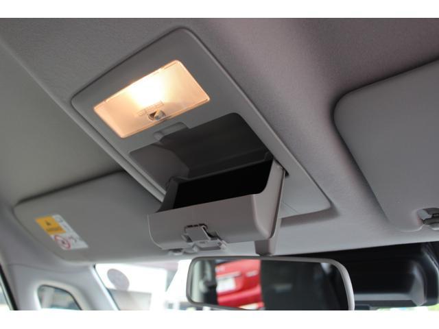 ハイブリッドMZ 登録済未使用車 4WD ブレーキサポートレーンアシスト 盗難防止システム 両側電動スライドドア キーフリーシステム アイドリングSTOP クリアランスソナー オートライト パドルシフト シートヒーター(47枚目)