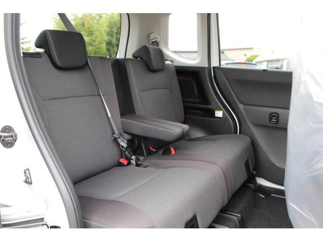 ハイブリッドMZ 登録済未使用車 4WD ブレーキサポートレーンアシスト 盗難防止システム 両側電動スライドドア キーフリーシステム アイドリングSTOP クリアランスソナー オートライト パドルシフト シートヒーター(58枚目)