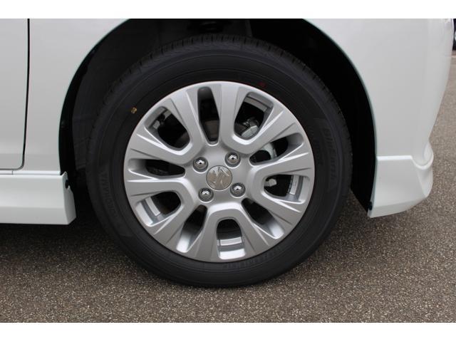 ハイブリッドMZ 登録済未使用車 4WD ブレーキサポートレーンアシスト 盗難防止システム 両側電動スライドドア キーフリーシステム アイドリングSTOP クリアランスソナー オートライト パドルシフト シートヒーター(64枚目)
