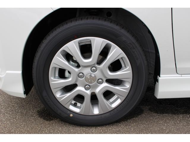 ハイブリッドMZ 登録済未使用車 4WD ブレーキサポートレーンアシスト 盗難防止システム 両側電動スライドドア キーフリーシステム アイドリングSTOP クリアランスソナー オートライト パドルシフト シートヒーター(67枚目)