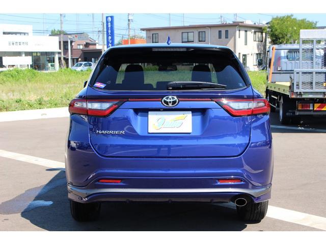 「トヨタ」「ハリアー」「SUV・クロカン」「富山県」の中古車5