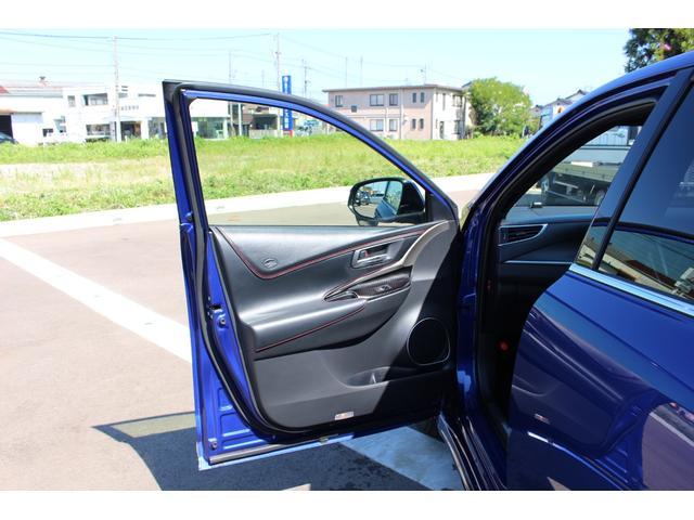 「トヨタ」「ハリアー」「SUV・クロカン」「富山県」の中古車41