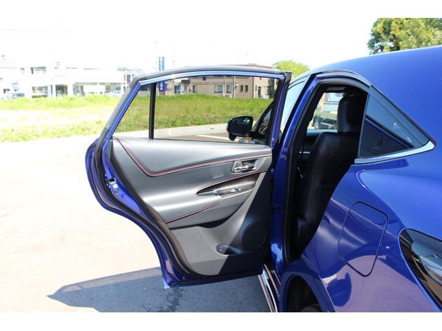 「トヨタ」「ハリアー」「SUV・クロカン」「富山県」の中古車54